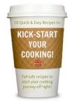 Free Cup of Recipes from College Recipe Cafe