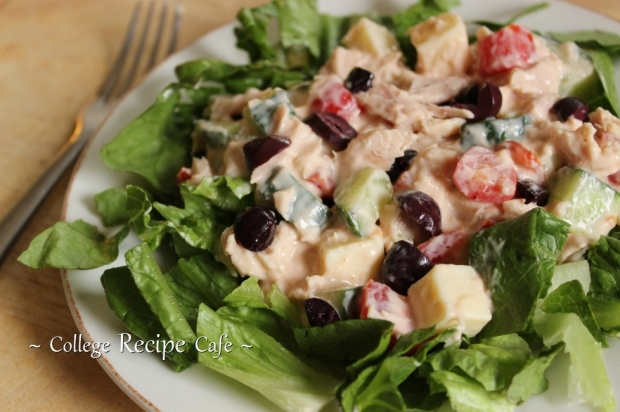 Easy tuna salad recipe