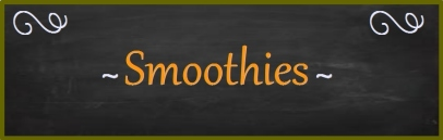 smoothie recipes for college