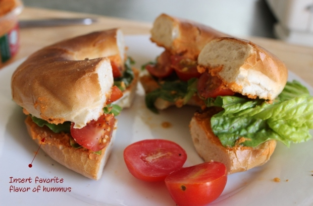 Easy sandwich recipe