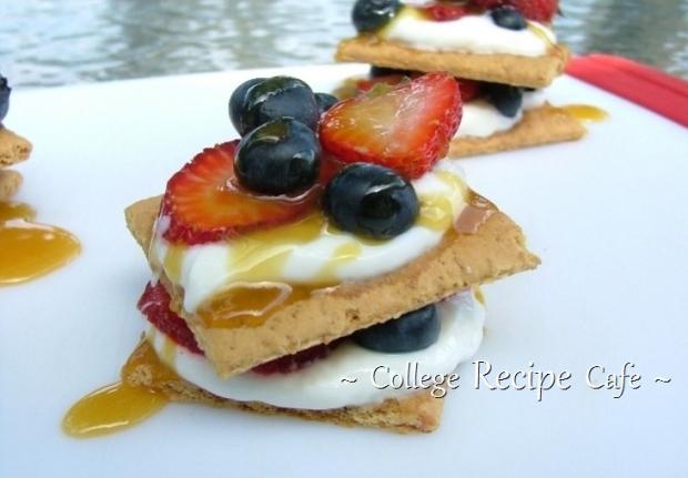 easy college dessert