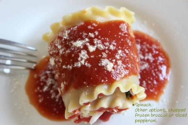 easy college pasta dinner