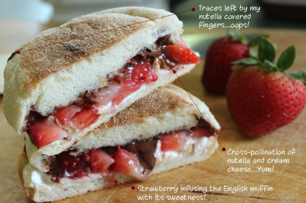 easy sandwich recipe for college students