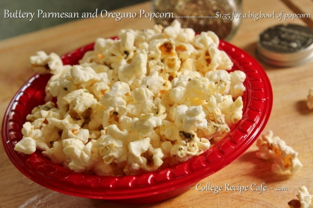easy snack recipe for college students