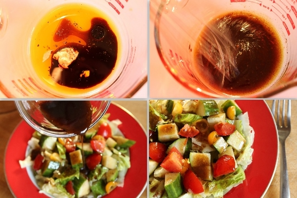 easy salad dressing recipe for college students