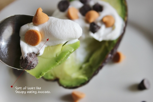 Avocado Delight: Quick and easy heart healthy dessert!