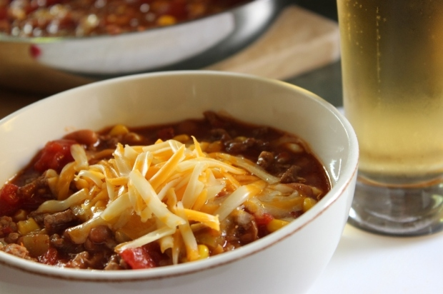 Chili ~ Perfect Super Bowl Food #3