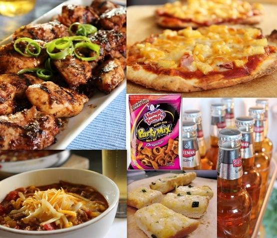 10 Perfect Super Bowl Foods ~ College Recipe Cafe