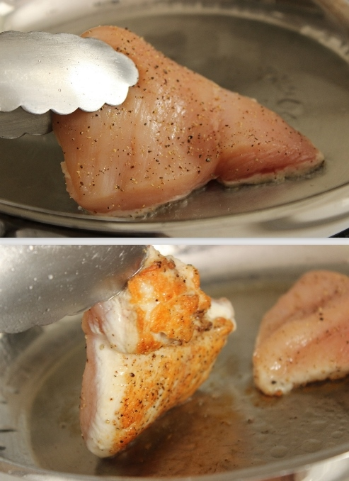 Step 5: How to Cook Chicken Breast in a Skillet without Burning
