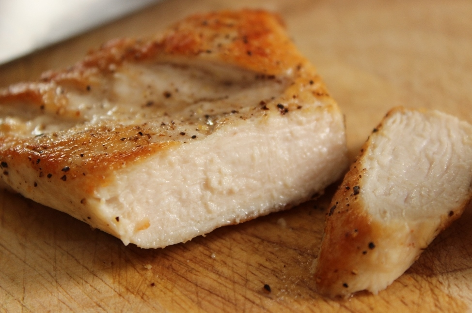 Cooking 101 How To Brown A Chicken Breast And Not Burn It