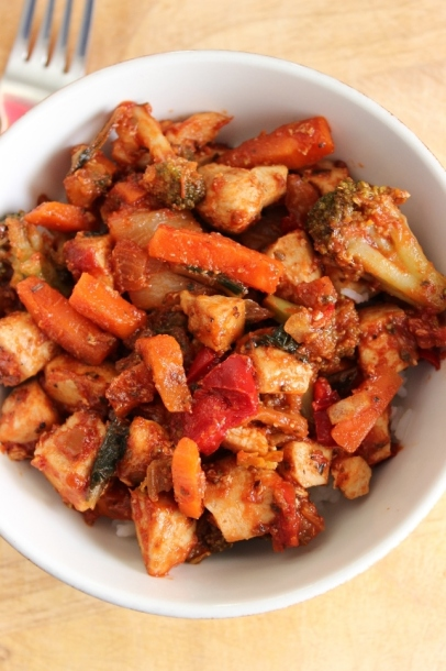 Chili Chicken Stew: Easy Dinner Recipe for College Students