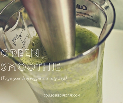 Morning Superfood Smoothie