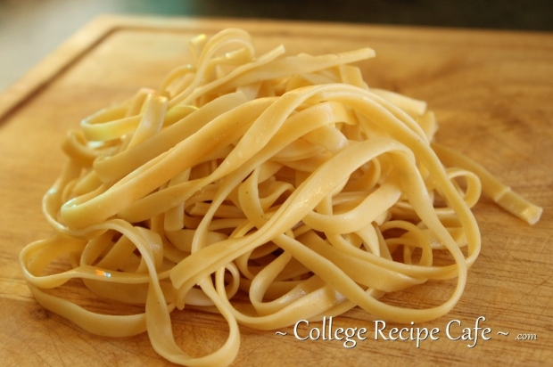 Can you freeze leftover pasta noodles? Sure can! Here's how.