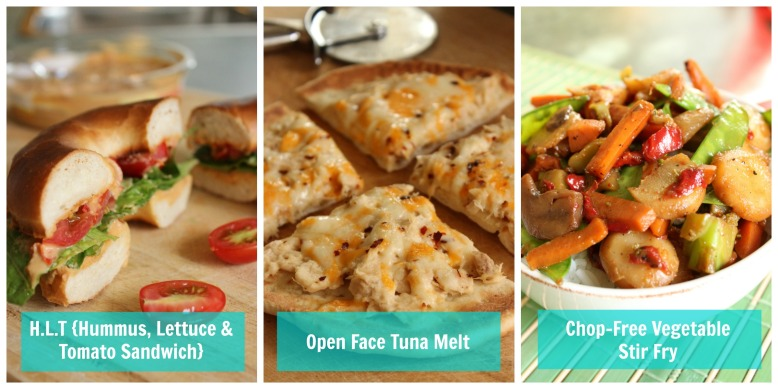 Recipes from 15 Minute Money Saving Meals For Students