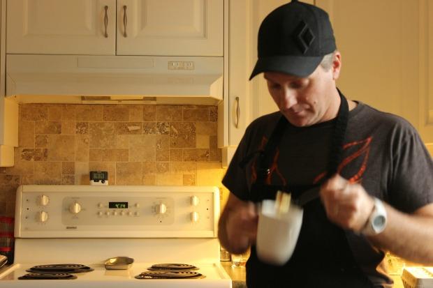 Taste Testing a Coffee Mug Ham and Cheese Omelet