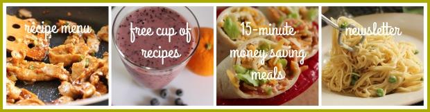 College Recipe Cafe Recipes