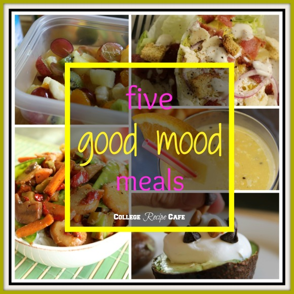 Five Good Mood Meals to Stay Positive During Final Exams