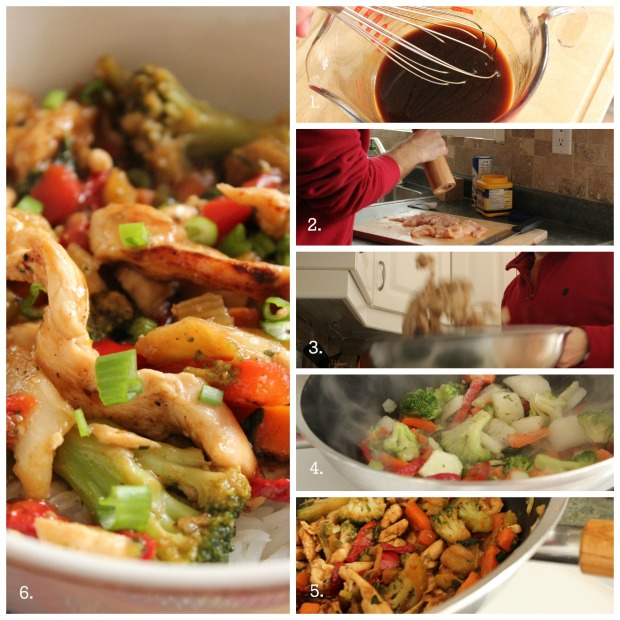 Six Easy Steps to Make This Healthy and Delicious Stir-Fry!