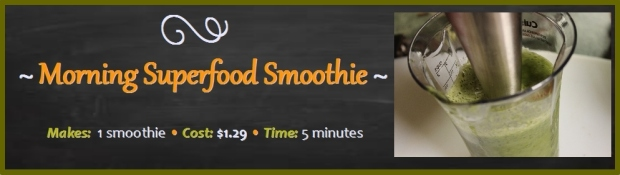 Are you blending smoothies with kale and spinach? This recipe shares how to make it tasty!