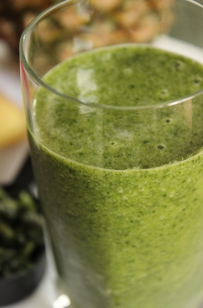 Begin the day with a burst of energy with this fresh Superfood Smoothie.