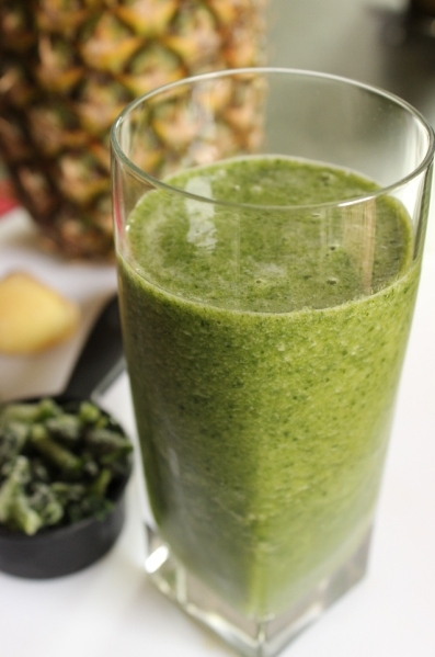 Finding it tough to get your daily veggies? Blend this!