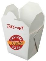 College Recipe Cafe's Recipe to Go