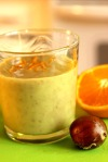 Orange-Avocado Smoothie: Better than cheap tequila