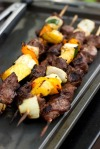 Recent Recipes: Iced Tea, Cheery Milkshake, Teriyaki Beef Kebabs